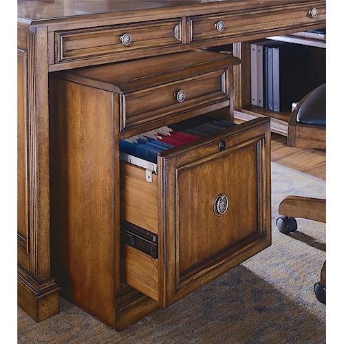 Hooker furniture brookhaven 281 10 412 mobile file baer for Brookhaven kitchen cabinets price