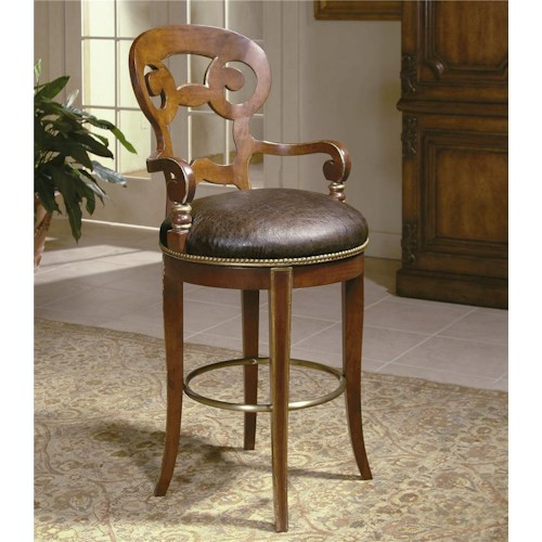 Century Century Chair Barstool With Scrolled Back Design Design Interiors Bar Stool
