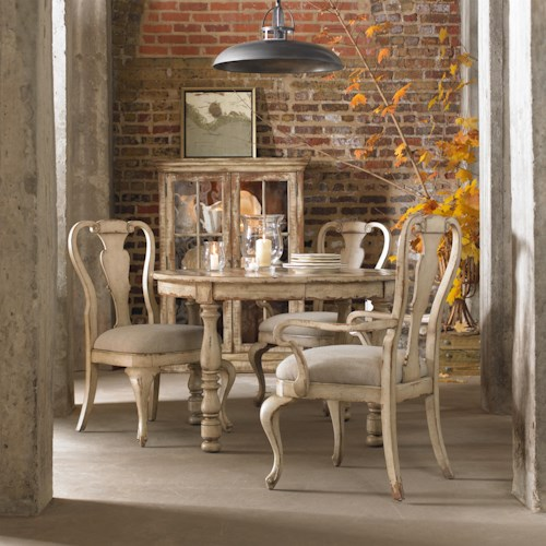 Hooker Furniture Wakefield 5 Piece Set Stoney Creek Furniture Dining 5 Piece Sets Toronto