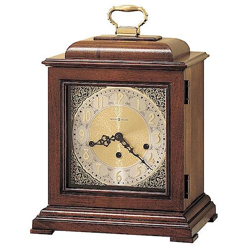 Howard Miller 612 Samuel Watson Mantel Clock Design Interiors Table Clocks Mantel Clocks