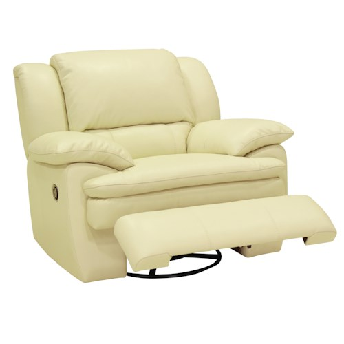 Htl 2866 Power Recliner Fashion Furniture Three Way Recliner Fresno Madera
