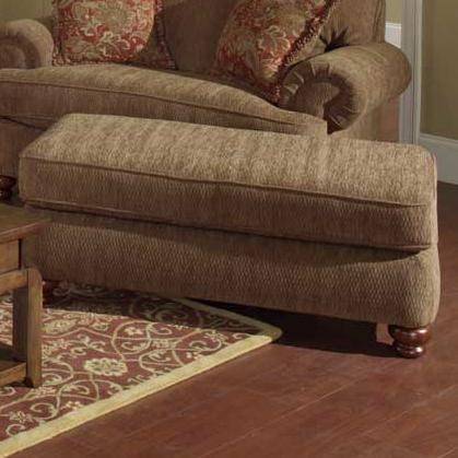 Jackson Furniture 4347 Belmont Rectangular Ottoman with