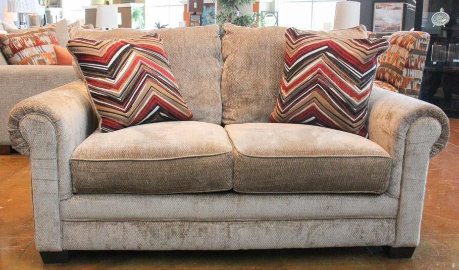 Jackson Furniture Anniston Loveseat Great American Home