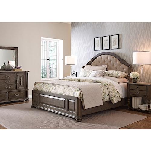 kincaid furniture greyson queen bedroom group belfort furniture