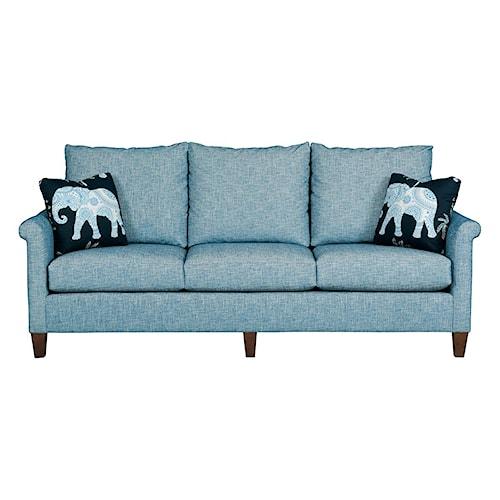 Kincaid Furniture Modern Select Z11 87 Grand Sofa Johnny Janosik Sofa Delaware Maryland