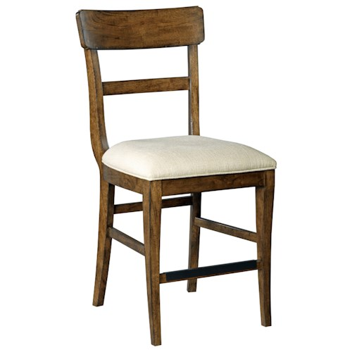 Counter Height Nook : Kincaid Furniture The Nook Solid Wood Counter Height Stool with ...