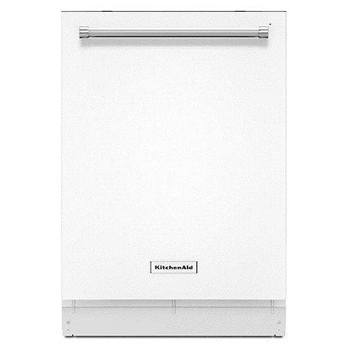 kitchenaid energy star 39 dba dishwasher with third level