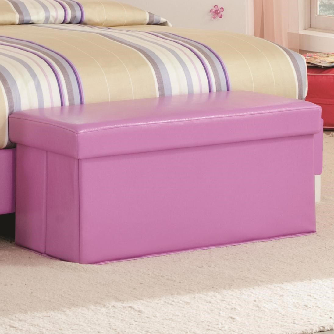 Kith Furniture Savannah269 Youth Storage Chest with Bright ...