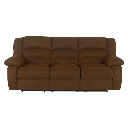 Klaussner Austin Casual Reclining Sofa Efo Furniture Outlet Reclining Sofas Dunmore