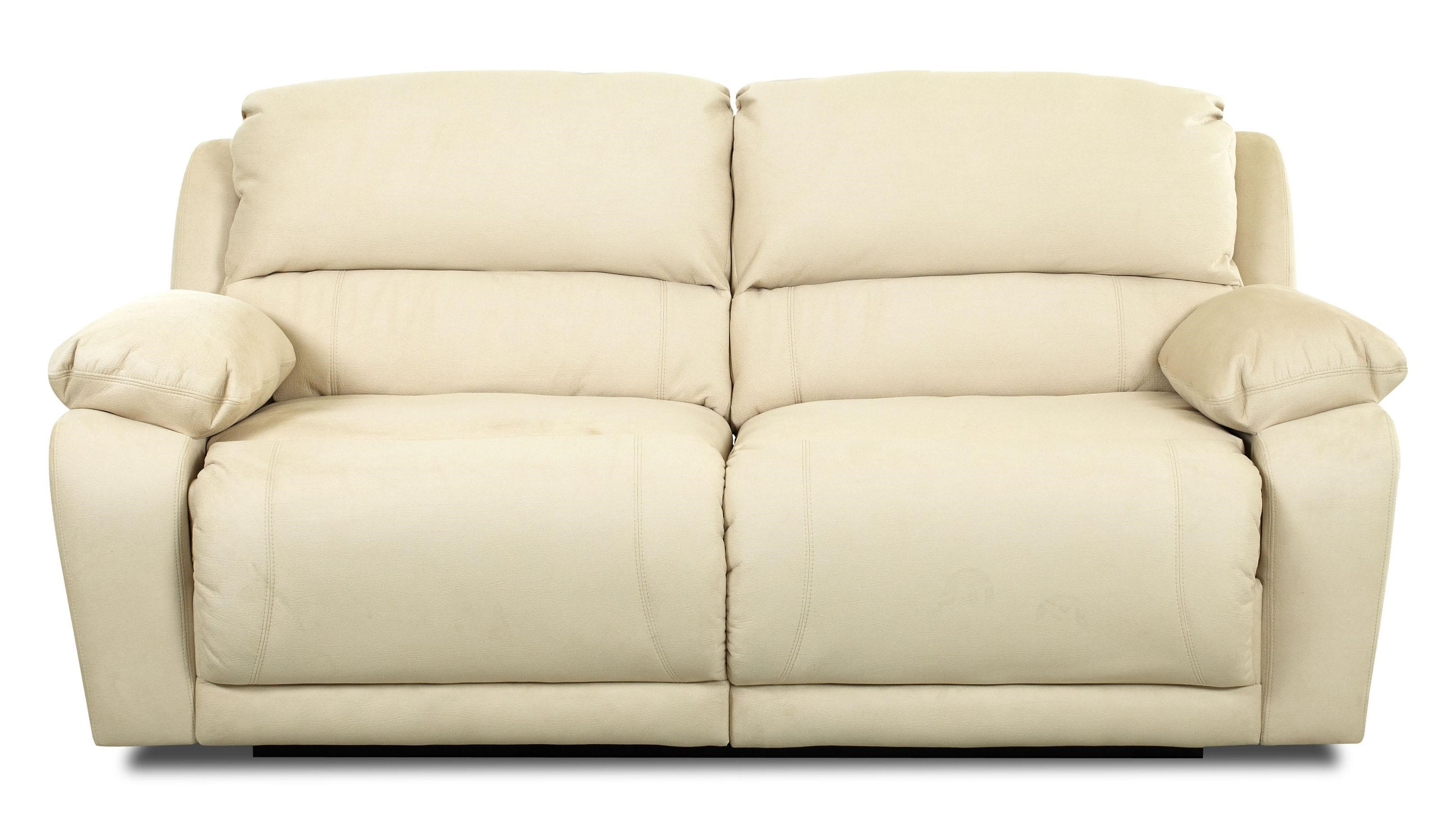 Klaussner Charmed Power Double Reclining Sofa EFO