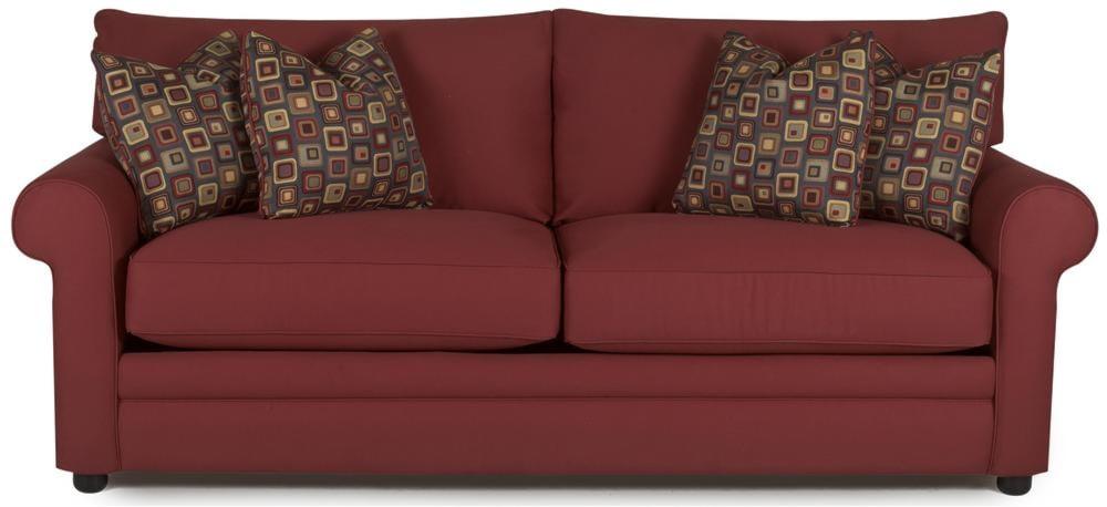 Klaussner fy Casual Sofa Pilgrim Furniture City Sofa