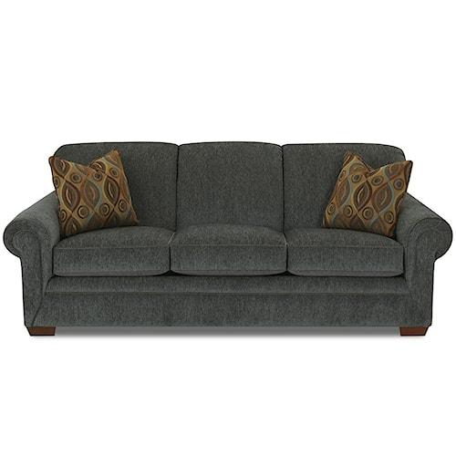 Klaussner Fusion Queen Sofa Sleeper Value City Furniture