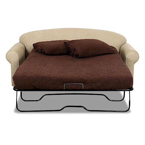 Klaussner Possibilities Innerspring Regular Sleeper Sofa