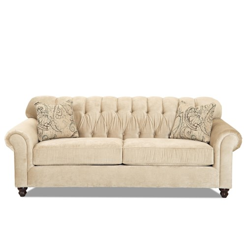 Klaussner Sinclair Sofa Hudson 39 S Furniture Sofa Tampa St Petersburg Orlando Ormond Beach