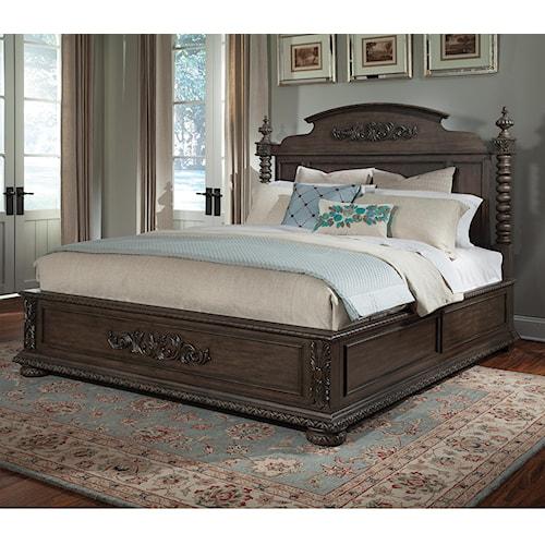 Klaussner King Size Adjustable Bed