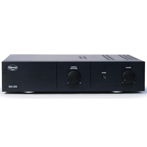 klipsch 300 watts subwoofer amplifier furniture and
