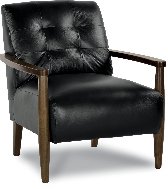 La Z Boy Chairs Stiletto Mid Century Modern Chair with