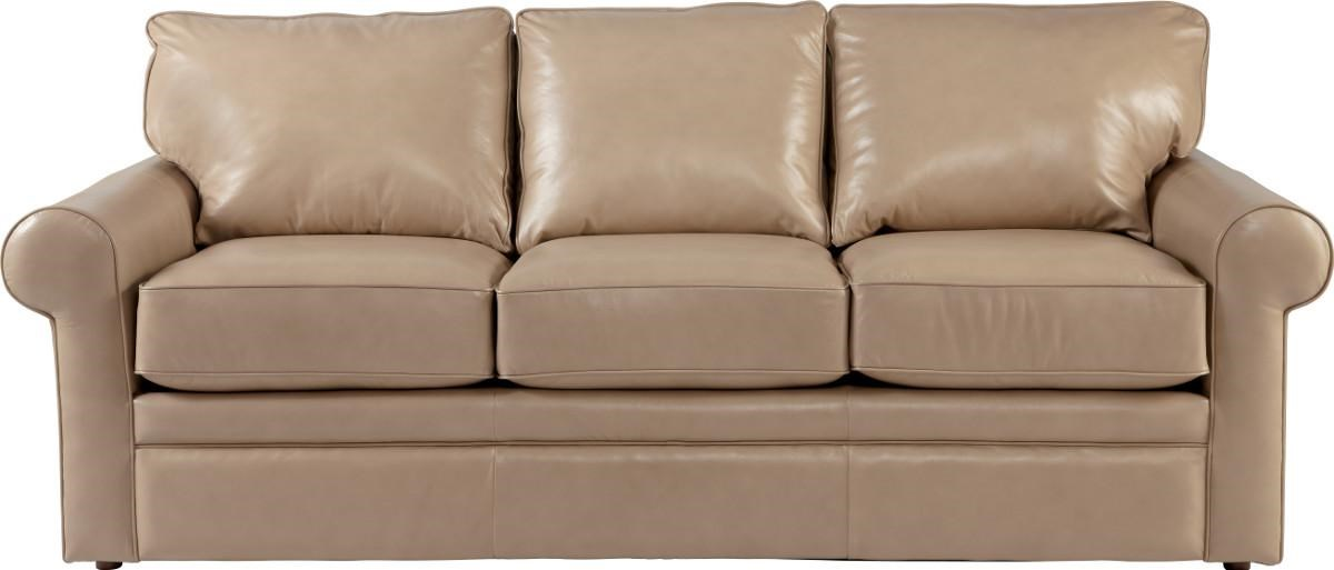 La Z Boy Baltic Sofa with Rolled Arms Rotmans Sofas