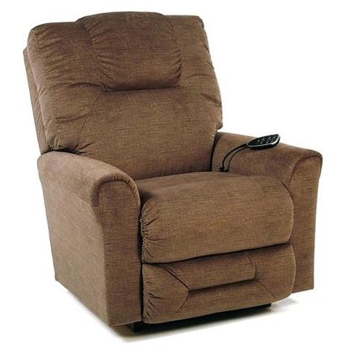 la z boy easton 2 motor massage heat rocker recliner