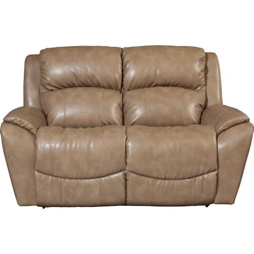 love seats la z boy james power la z time full reclining loveseat