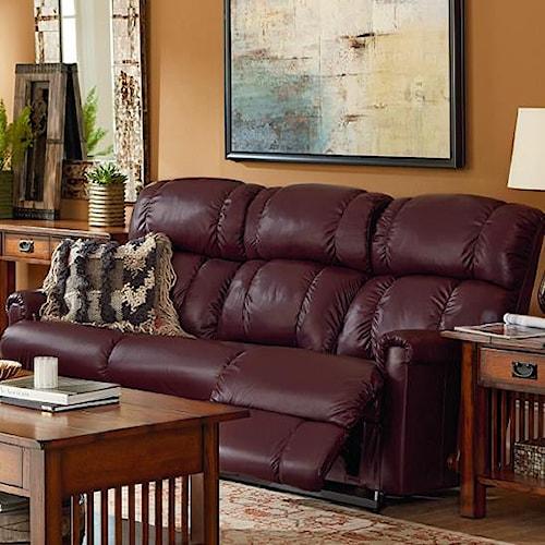La Z Boy Pinnacle Reclina Way Reclining Sofa Conlin 39 S Furniture Reclining Sofas