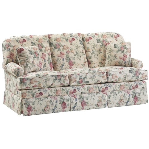 Lancer 59 Lawson Style Stationary Sofa Wayside Furniture