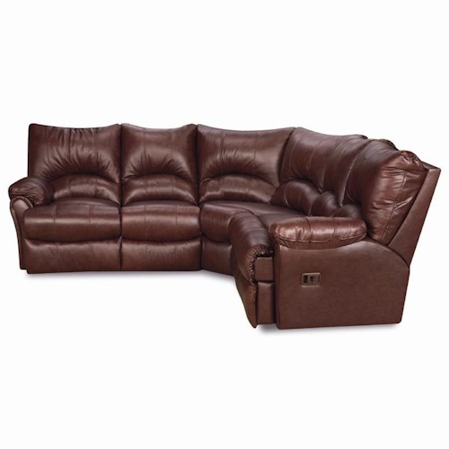 Lane Alpine Motion Sectional Sofa With Wedge Hudson 39 S Furniture Reclining Sectional Sofa
