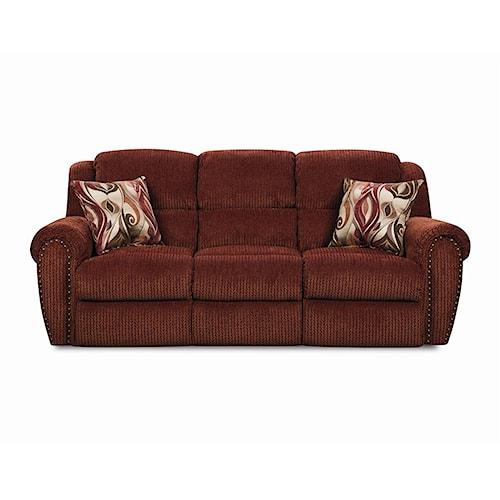 Lane Summerlin Double Reclining Sofa Darvin Furniture