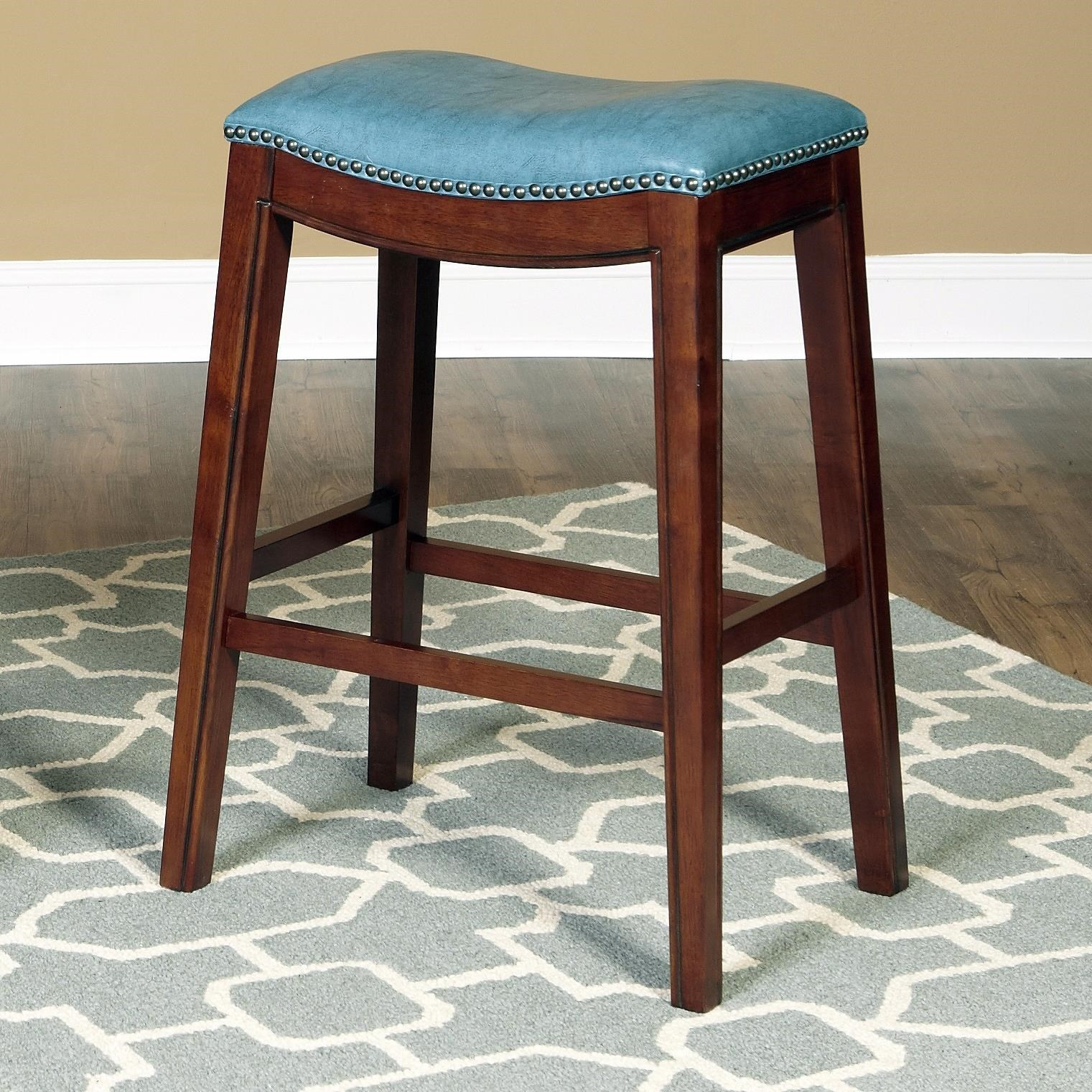 Largo Fiesta 30 Quot Barstool With Upholstered Seat Ivan
