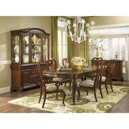 Legacy Classic Evolution Formal Dining Room Group Dunk Bright Furniture Formal Dining Room