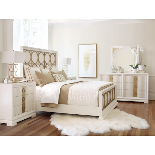 Legacy Classic Tower Suite Queen Bedroom Group Olinde 39 S Furniture Bed