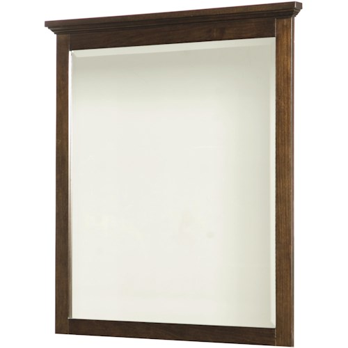 Legacy Classic Kids Academy Dresser Mirror With Beveled