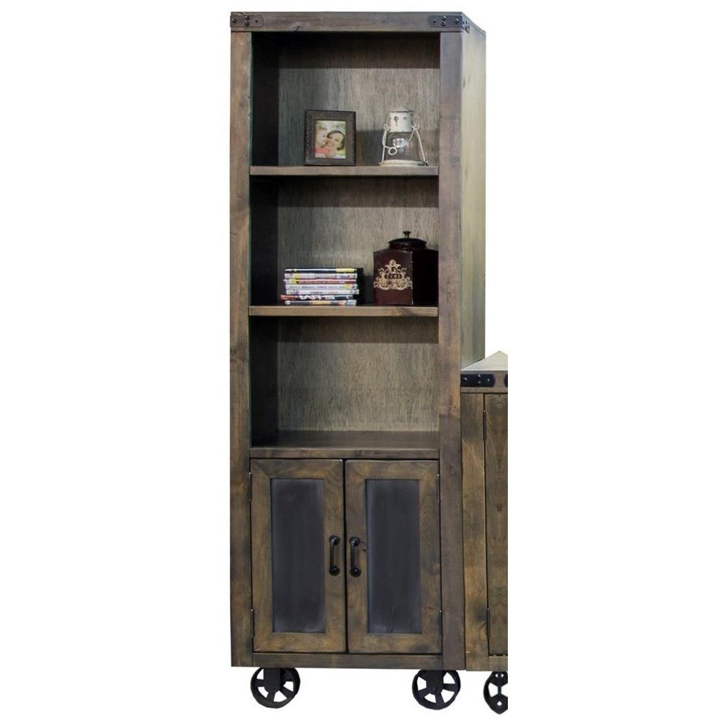 Legends Furniture Cargo Co3401 Bnw Pier With Two Shelves