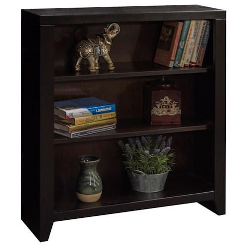 Legends furniture urban loft 36 bookcase bullard for Furniture r us fayetteville nc