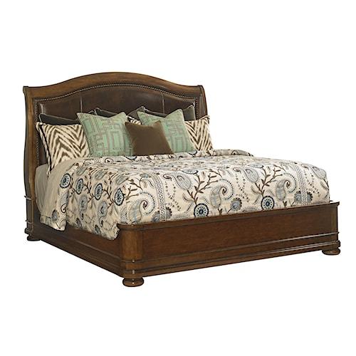 Lexington Coventry Hills Queen Chandler Mills Upholstered