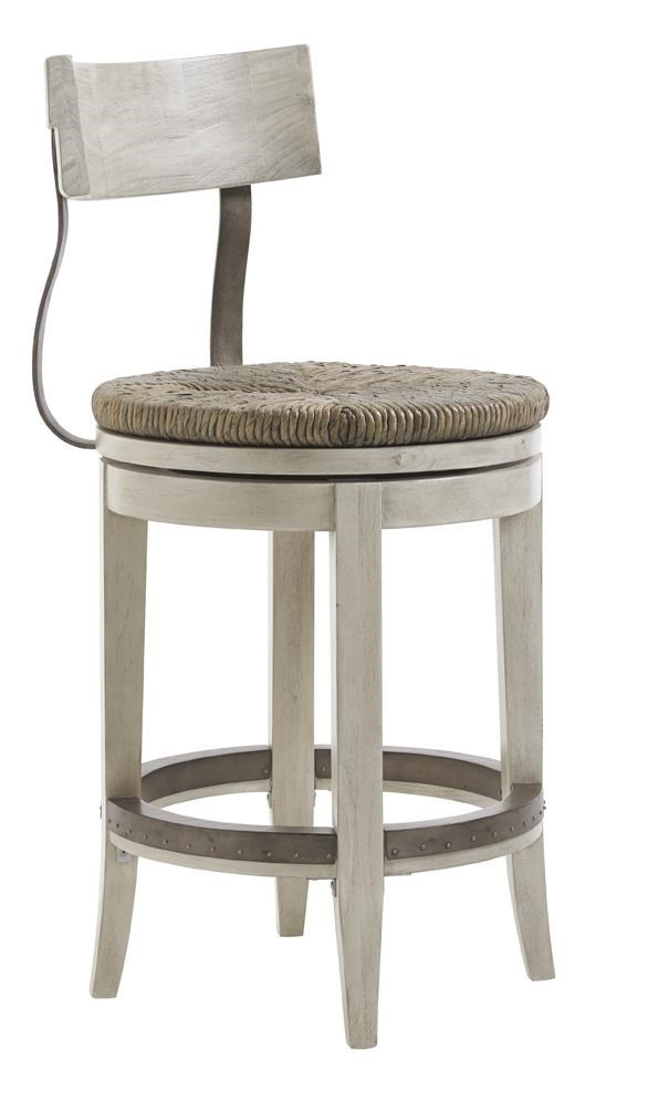 Lexington Oyster Bay MERRICK SWIVEL COUNTER STOOL Hudson  : oyster20bay20714714 815 01 b1jpgscalebothampwidth500ampheight500ampfsharpen25ampdown from www.hudsonsfurniture.com size 500 x 500 jpeg 20kB