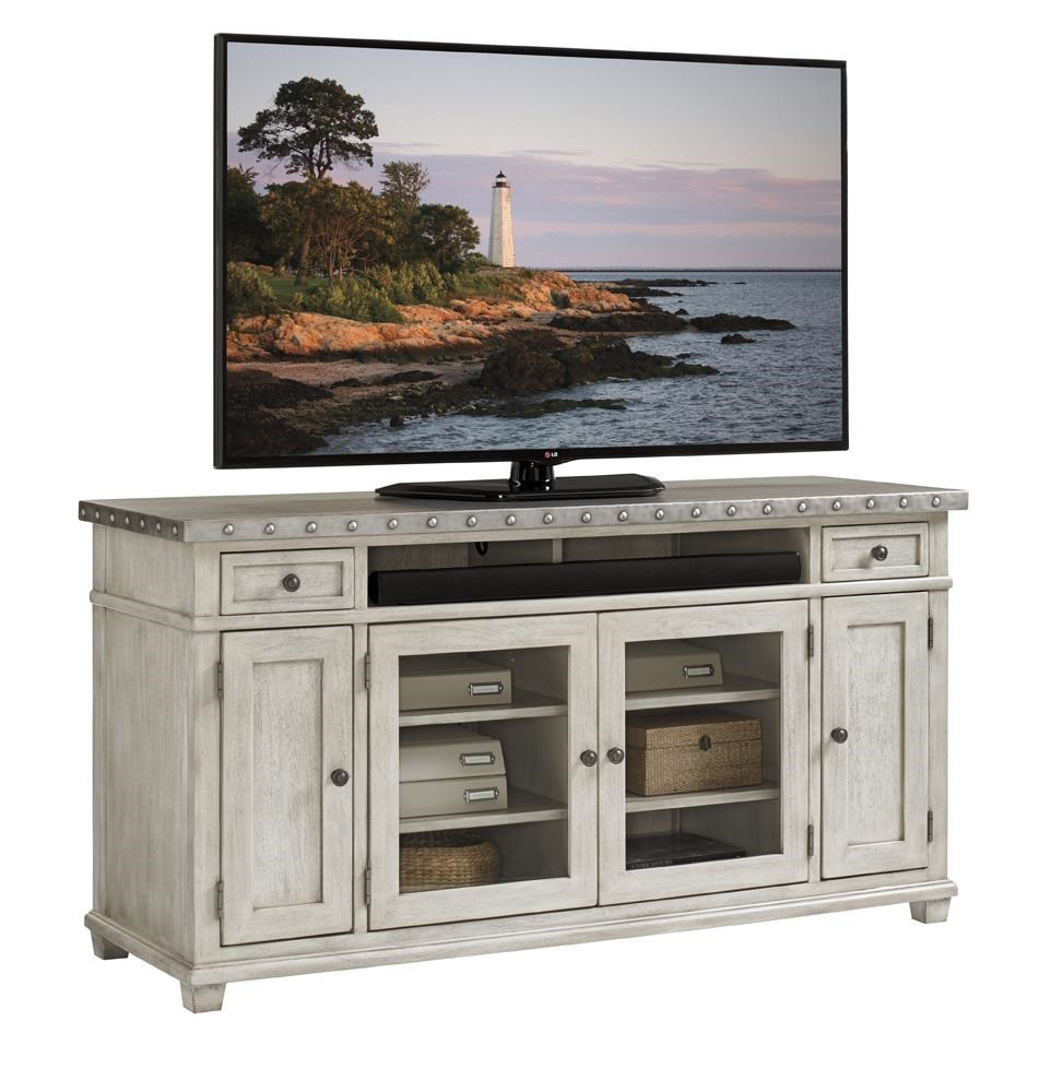 Lexington Oyster Bay 714-907 SHADOW VALLEY MEDIA CONSOLE : Baeru0026#39;s Furniture : TV Stands Miami ...