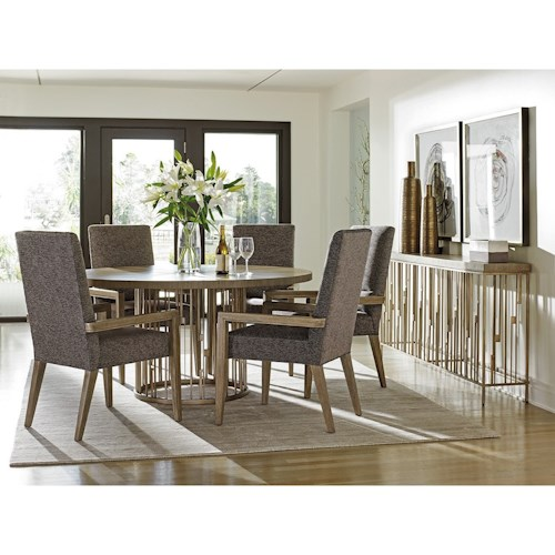 Lexington Shadow Play Dining Room Group Hudson 39 S Furniture Formal Dining Room Group Tampa
