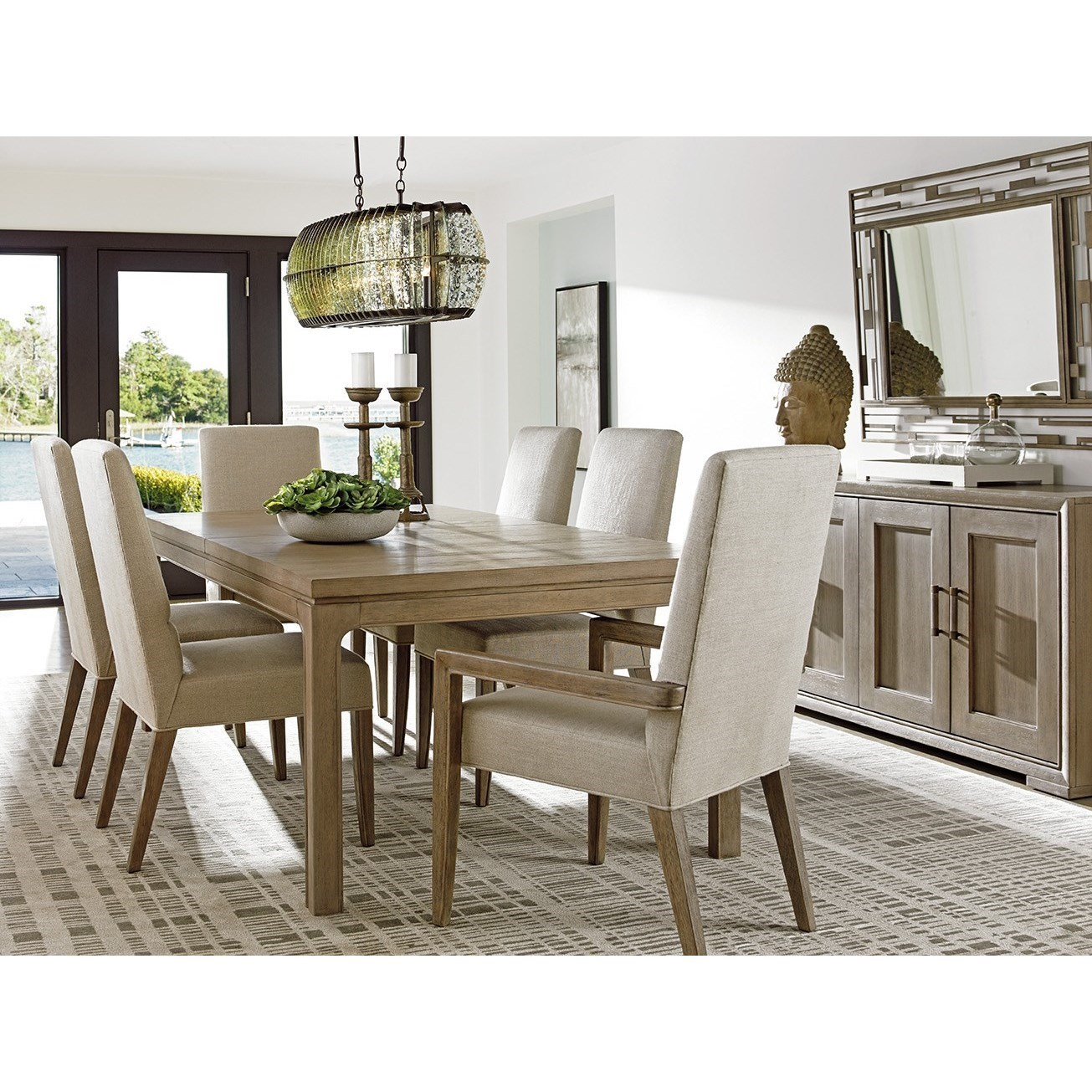 lexington shadow play dining room group baer s furniture