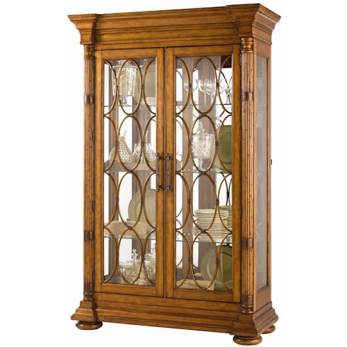 Tommy Bahama Home Island Estate 531-864 Mariana Display