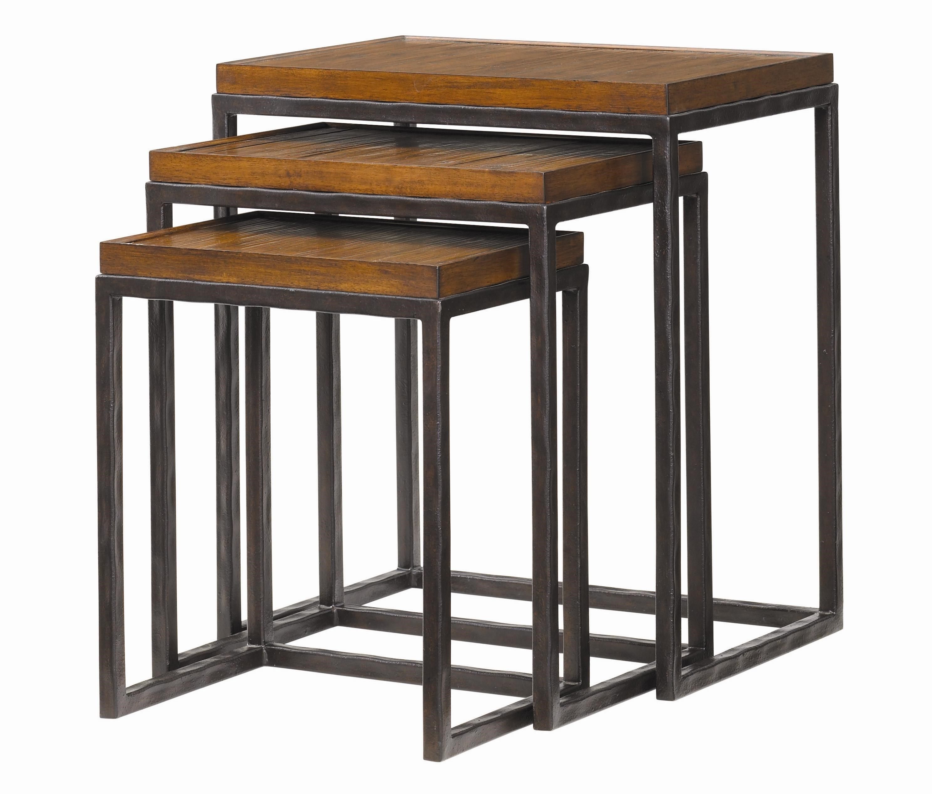 Tommy Bahama Home Ocean Club 536-942 Ocean Reef Nesting Tables : Baeru0026#39;s Furniture : End Table ...