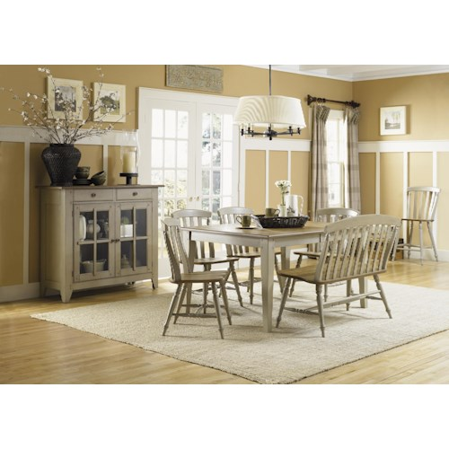 Home Casual Dining Room Group Liberty Furniture Al Fresco Dining Room