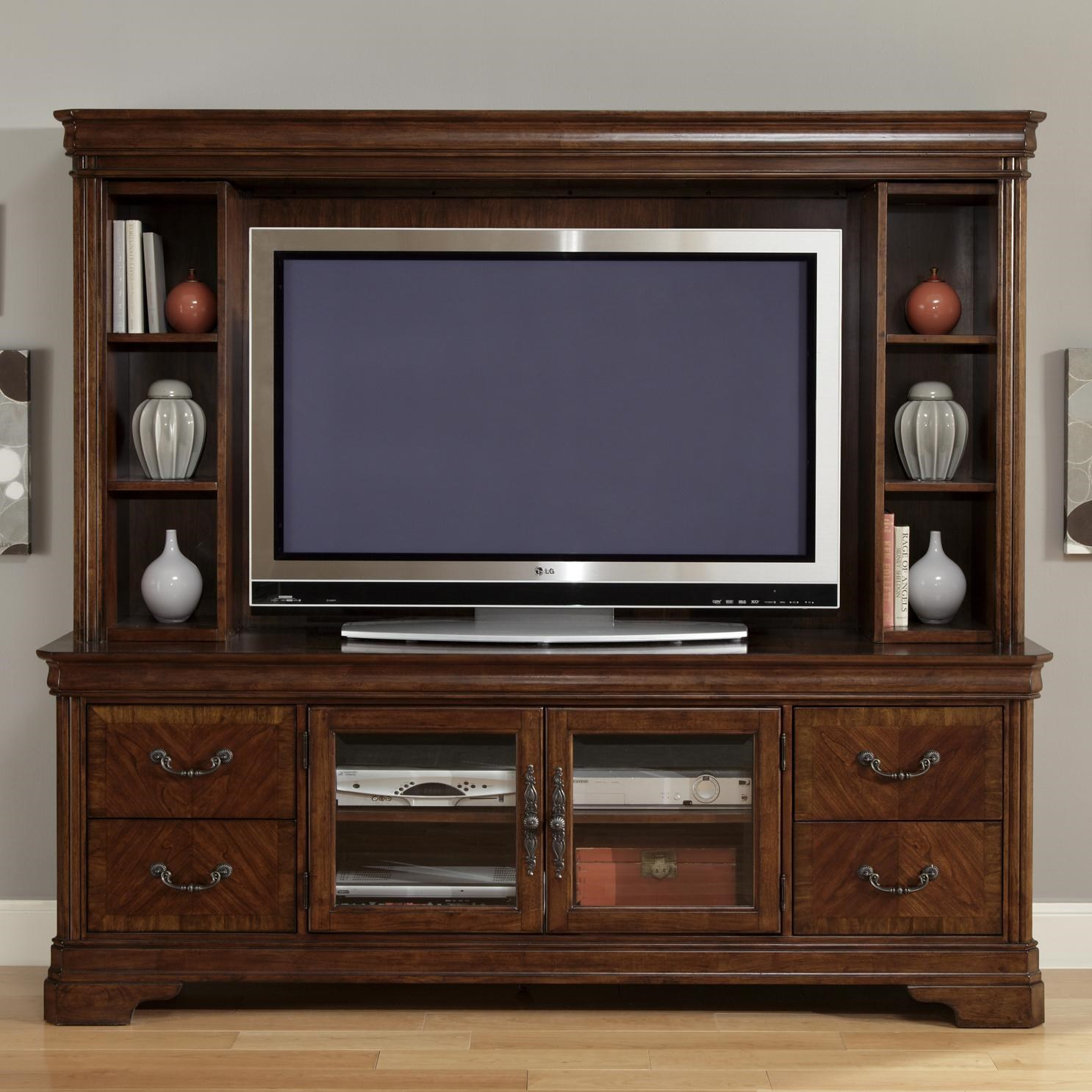 Liberty Furniture Alexandria Entertainment Center : Hudsonu0026#39;s Furniture : Wall Unit Tampa, St ...