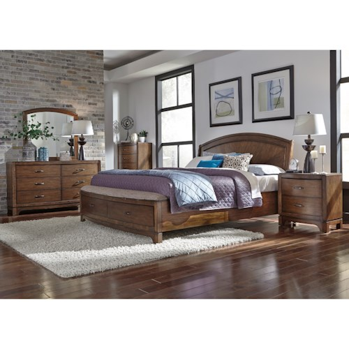 furniture avalon iii king bedroom group wayside furniture bedroom
