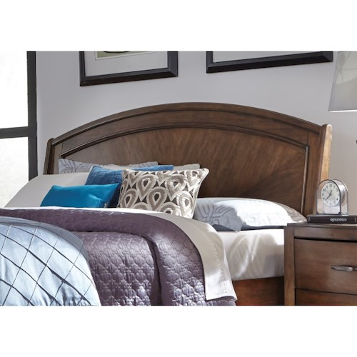 Liberty Furniture Avalon Iii 705 Br24h King Platform Headboard Northeast Factory Direct