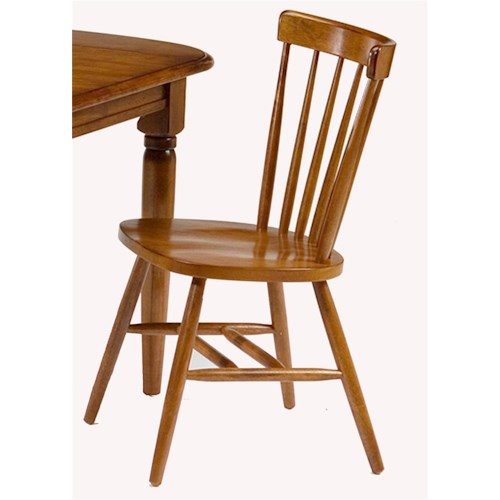 Liberty Furniture Creations Ii Copenhagen Side Chair Moore 39 S Home Furnishings Dining Side