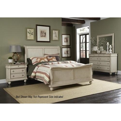 Liberty Furniture Rustic Traditions 4PC Queen Bedroom