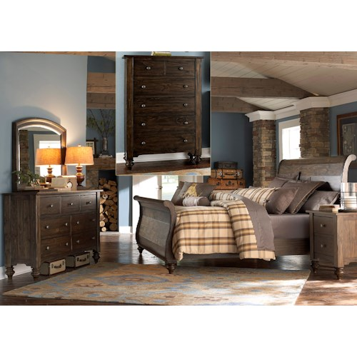 home bedroom group liberty furniture southern pines king bedroom group