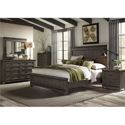 liberty furniture thornwood hills queen bedroom group thornwood accessories collection