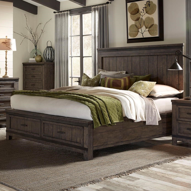 liberty furniture thornwood hills queen storage bed with thornwood beds store bigfurniturewebsite stylish